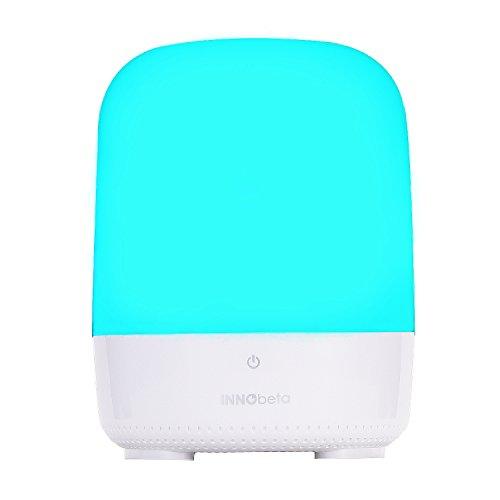 InnoBeta-Capsule-tragbares-Smartlight-mit-Reisetasche-und-Hngekabel-wieder-aufladbare-LED-Farbwechsel-Nachttischlampe-mit-dimmbarem-warmem-Weilicht-256-RGB-Buntlicht-bewegliche-Outdoor-Camping-Laterne