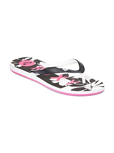 roxy-womens-tahiti-sandals-flip-flop-pink-stripe-8-m-us