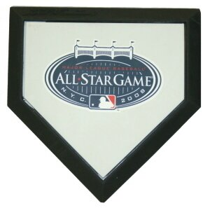 2008 MLB All Star Game Authentic Hollywood Pocket Home Plate
