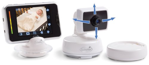 Summer Infant Baby Touch Digital Color Video Monitor