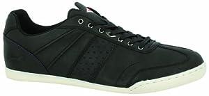 Umbro Greenfield, Chaussures de tennis homme - Noir (227 Noir/Mure), 44 EU