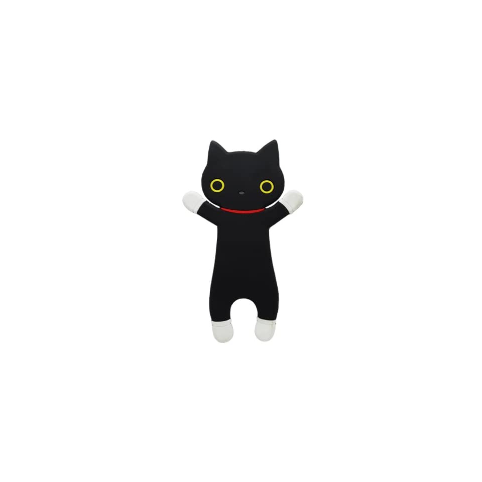 Cute Kitty Black Mobile Phone Stand Desk Top Stand