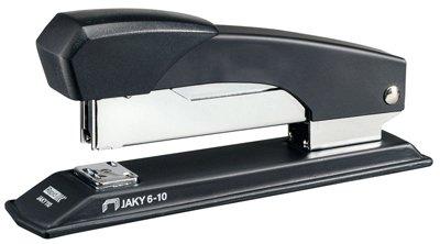 Agrafeuse de bureau coup de poing RAPID JACKY 110, utilise les agrafes Jacky6
