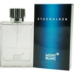 Mont Blanc Starwalker fragrance for men by Mont Blanc Eau De Toilette Spray 2.5 oz