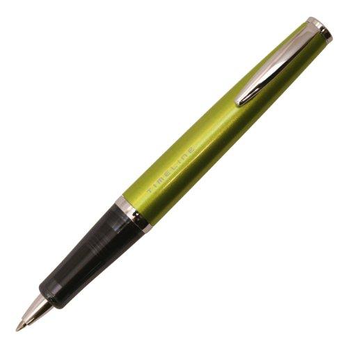 0.7mmボールペン タイムライン【ライムグリーン軸】 BTL3SRLG