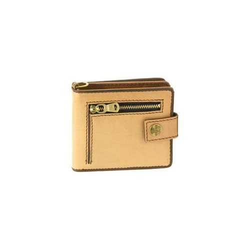 (クリード) Creed 二つ折り財布 [WRAP/ラップ] 312c809 3.キャメル