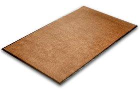 Floordirekt XL  Bicolor ProfiSchmutzfangmatte  3 Größen  200x200cm  beige   Kundenbewertung und weitere Informationen