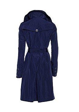 MORE & MORE Damen Trench Coat