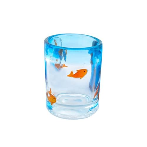 Amazon.com | Wild Eye Designs Tumblers, Set of 4, Goldfish Design