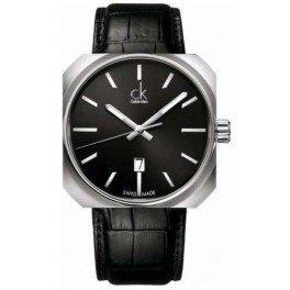 Calvin Klein sólido del cuarzo de los hombres reloj K1R21130