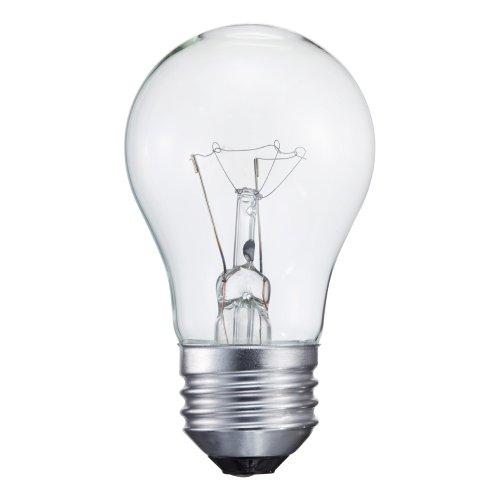 Philips 416768 Clear Appliance 40 Watt A15 Light Bulb Import It All