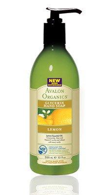 Avalon Lemon Verbena Liquid Soap 360 ml
