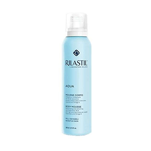 Rilastil Aqua Mousse Corpo Idratante Rinfrascante ml. 200