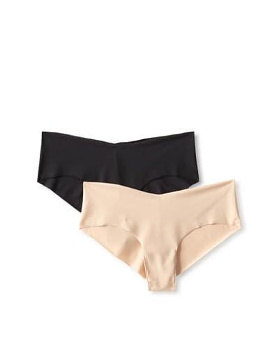 Tart Women's Le Art Noir Hipster Panty 2-Pack