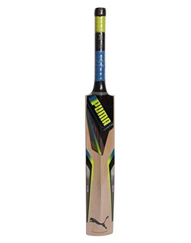 Puma Puma Pulse 5000-13 English Willow Cricket Bat, Short Handle (Green)