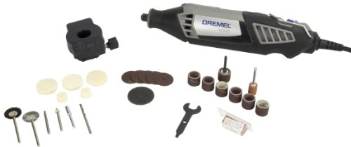 Dremel Reconditioned 4000 Series High Performance Corded Rotary Tool