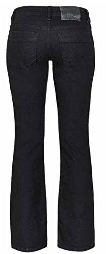 ltb damen jeans valerie schwarz 2016. Black Bedroom Furniture Sets. Home Design Ideas