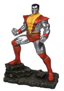 Picture of Corgi Marvel Heroes X-Men Hand-Painted Metal Statue - Colossus Figure (B000LERXMI) (X-Men Action Figures)