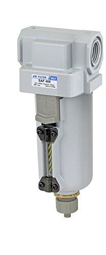 PneumaticPlus SAF400-N04B-MEP Compressed Air Particulate Filter 1/2