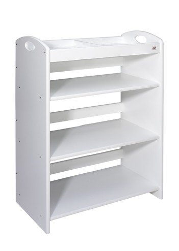 Pintoy Tidy Shelves (White)