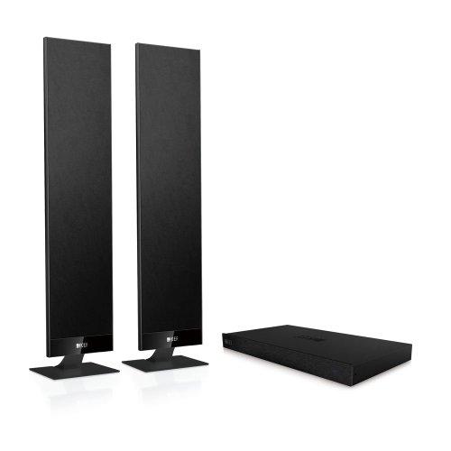 Kef V300 Digital Tv Sound System (Black)