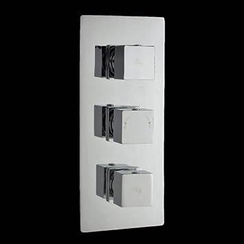 hudson reed m langeur mitigeur thermostatique de douche encastrer high tech o240. Black Bedroom Furniture Sets. Home Design Ideas