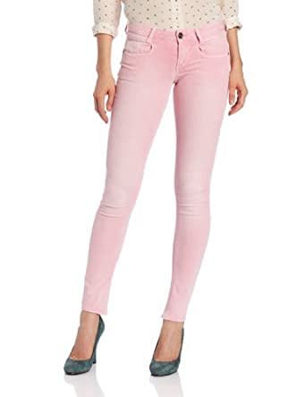 G-Star女士直筒紧身牛仔裤Women's New Radar Pant in Sashimi $41.84