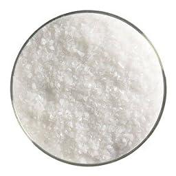 Opaque White Medium Frit - 90 Coe
