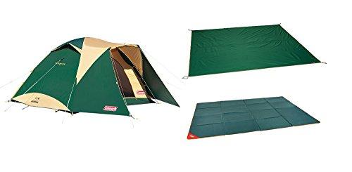 コールマン テント タフワイドドーム4 スタートパッケージ
