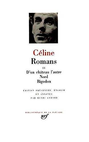 celine-romans-tome-2-pleiade