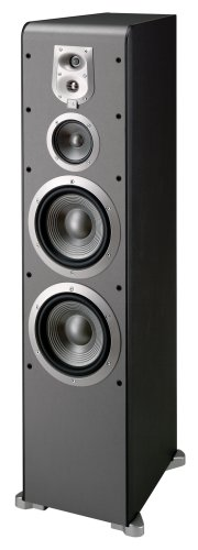 Why Should You Buy JBL ES90BK 4-Way, Dual 8-Inch Floorstanding Speaker - Black