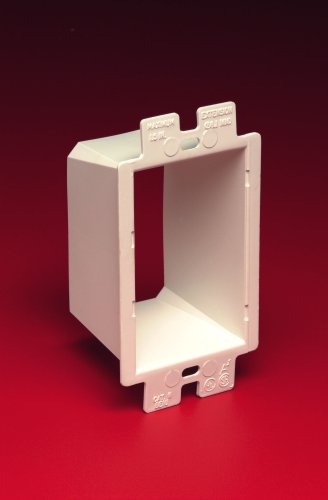 Extension Pigtail With Receptacle Box : Arlington be electrical outlet box extender gang