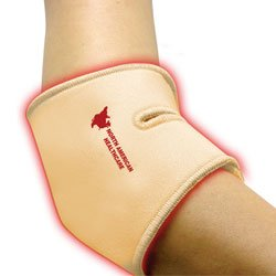 New Trademark Capsaicin Elbow Support Elbow Wrap Therapeutic Relief From Aches & Pains