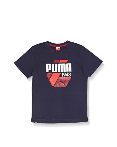 Puma Camiseta Manga Corta Td Tee Azul Marino