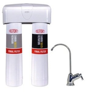 DuPont QuickTwist 2 Stage Drinking Water Filtration System (Dupont Water Filters Quicktwist compare prices)