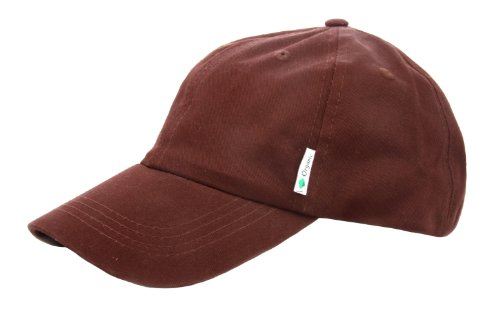 4 Pieces Wholesale Lot- Low¨Cprofile 6 Panel Unstructured Organic Cotton Cap In Brown - Great For Fathers Day front-846909