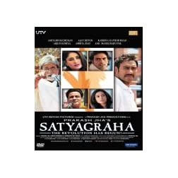 Satyagraha  Democracy Under Fire (Hindi Film / Bollywood Movie / Indian Cinema DVD) 2013