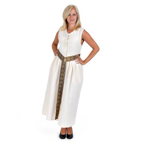 Cinta medievale in stoffa - Perfetta da abbinare a tuniche o abiti - Cotone bordeaux