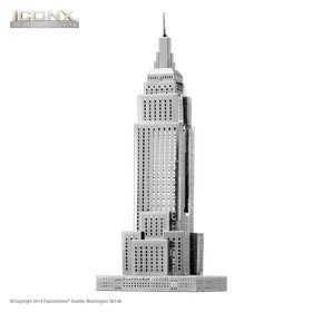 ICONX - Empire State Building - 1