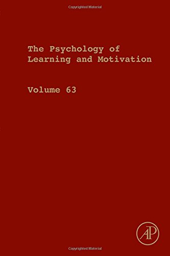 Psychology of Learning and Motivation, Volume 63