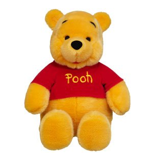 Amazon.com: Build-a-Bear Workshop Winnie the Pooh: Toys & Games