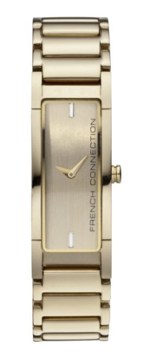 French Connection Ladies Gold Bracelet Watch BE37.10FCX