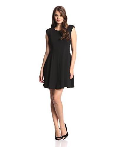Rebecca Taylor Women's Caley Ponte A-line Dress