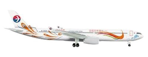 daron-herpa-china-eastern-yunnan-a330-300-peacock-diecast-aircraft-1500-scale-by-daron-world-wide-tr
