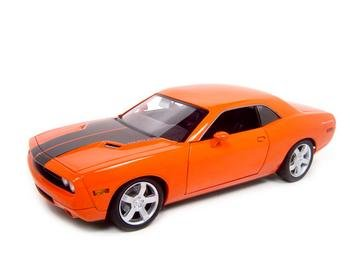 Buy 2006 DODGE CHALLENGER CONCEPT 1:18 HIGHWAY 61 MODEL