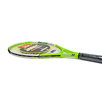 Jonex Junior Groovy 23 Power Tennis Racquet LimeGreen,White