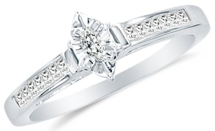 Small Engagement Rings