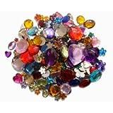Acrylic Jewels Assorted 70 grm bag