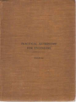 Practical Astronomy for Engineers
