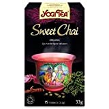 Yogi Tea Sweet Chai 17bag x 1 Box